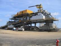 Structuri metalice pentru statii de actionare benzi transportoare