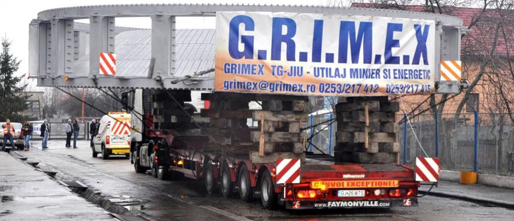 GRIMEX - UN PARTENER DE INCREDERE